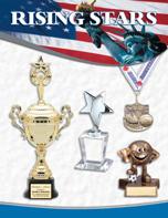Sports Awards - Rising Stars, Football, Soccer, Basketball, Baseball, Softball